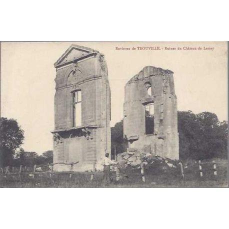14 - Environs de Trouville - Chateau de Lassay