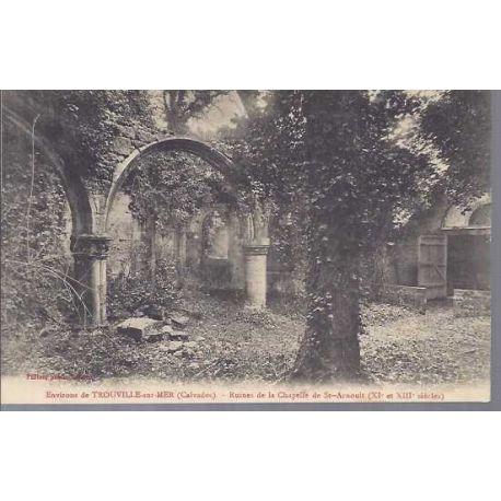 14 - Environs de Trouville - Prieure de St Arnoult