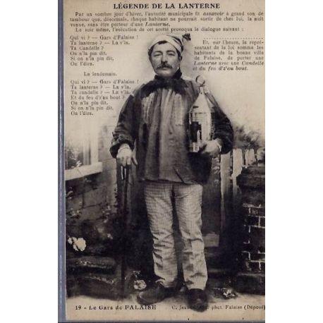 14 - Falaise - la legende de la lanterne - Le gars de Falaise - Non voyage - D