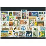 Sammlung neuer Briefmarken Brasilien