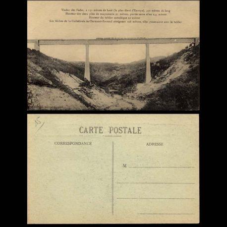 15 - Viaduc des Fades a 132 metres de haut