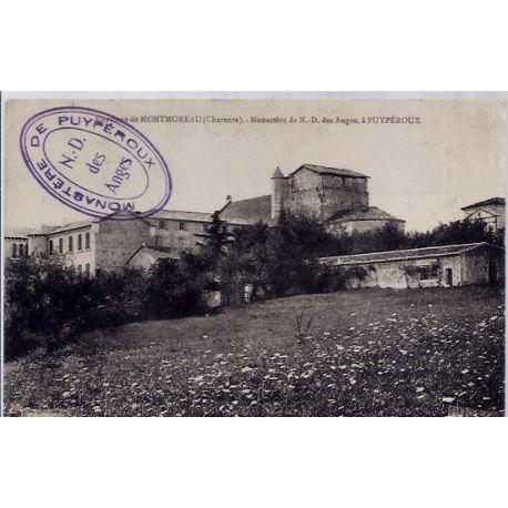 16 - Environs de Montmoreau - Monastere de N-D des Anges a Puyperoux- Non v...