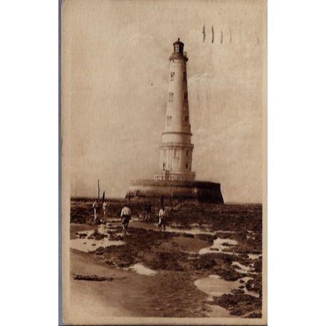 17 - Environs de Royan - le phare de Cordouan - Voyage - Dos divise...