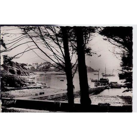 Carte postale 22 - Brehat - Ile de Brehat - Voyage - Dos divise