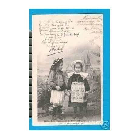 Carte postale 22 - CHANSONS DE BOTREL - PAR LE PETIT DOIGT - Na?°342
