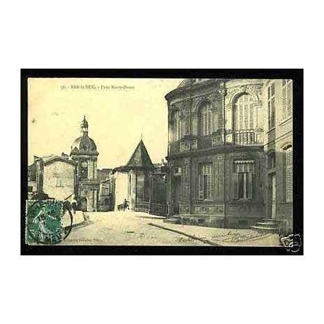 25 - Bar-le-Duc - Pont Notre-Dame