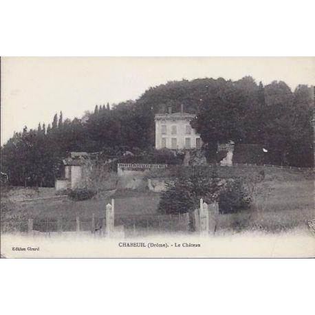 Carte postale 26 - Chabeuil - Le chateau