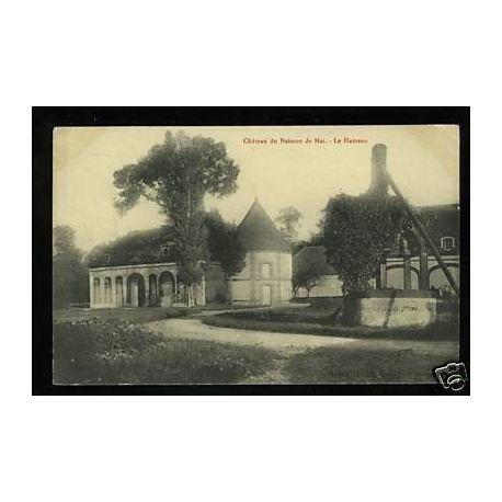 Carte postale 27 - Chateau du Buisson de Mai - Le Hameau