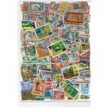 Collezione di francobolli Ceylan usati