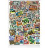 Collection de timbres Ceylan oblitérés