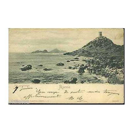 Carte postale 20 - Ajaccio - Iles Sanguinaires