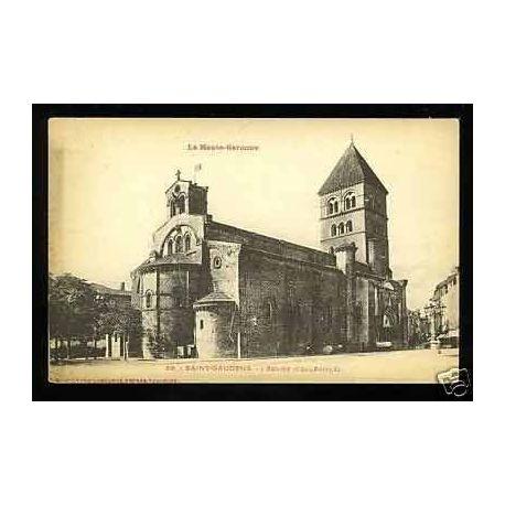 Carte postale 31 - Saint-Gaudens - L'eglise collegiale