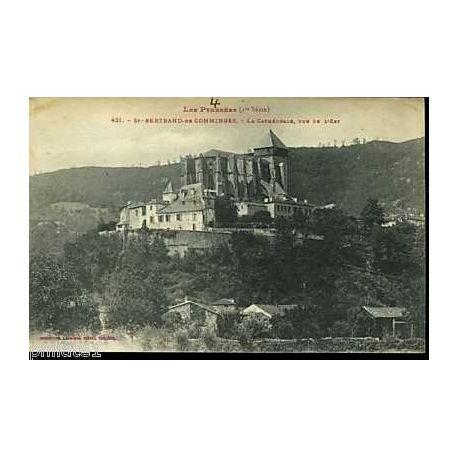 Carte postale 31 - St Bertrand de Comminges - La cathedrale