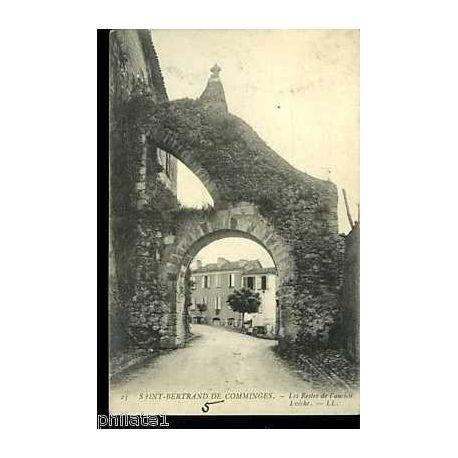 31 - St Bertrand de Comminges - Vue generale