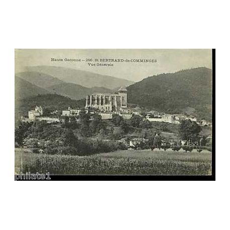 Carte postale 31 - St Bertrand de Comminges - Vue generale