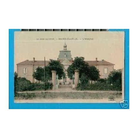 Carte postale 32 - SAINT CLAIR - L'HOSPICE