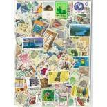 Sammlung gestempelter Briefmarken China und Formosa