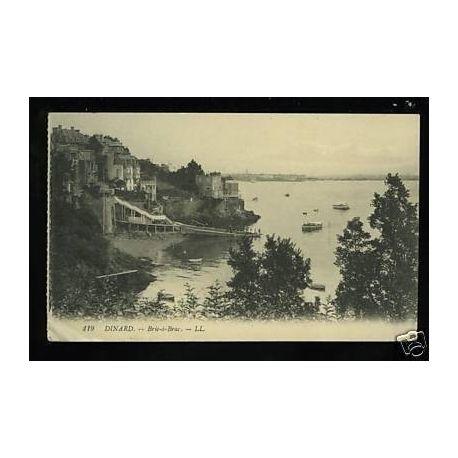 Carte postale 35 - Dinard - Bric a Brac - Vue generale