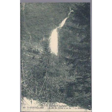 38 - Cascade du Pissou et le Bredas