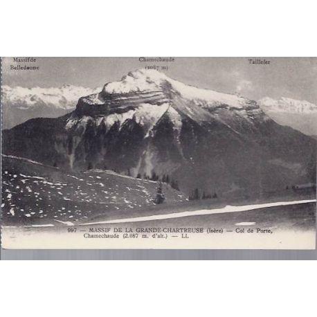 38 - Col de Porte - Chamechaude - Taillefer
