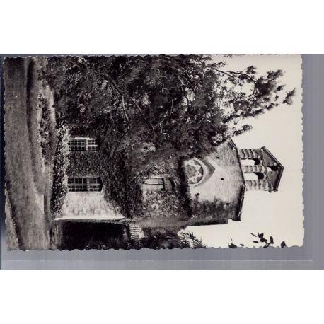Carte postale 40 - Sorde l' Abbaye - Le jardin du prieur de l' Abbaye - Non voyage - Dos ...