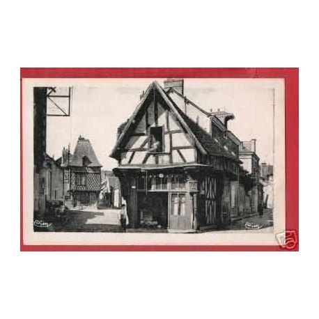 Carte postale 41 - ROMORANTIN - LE CARROIR D'OREE
