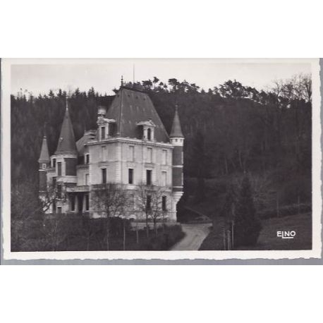 Carte postale 43 - Chateau de Martinas pres Monistrol