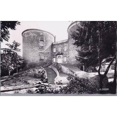 Carte postale 43 - Monistrol sur Loire - Le vieux chateau