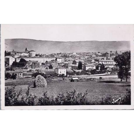 Carte postale 43 - Monistrol sur Loire - Vue generale Sud-Est