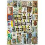 Sammlung gestempelter Briefmarken Kolumbien