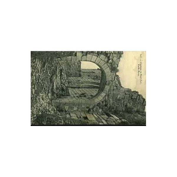 Carte postale 46 capdenac le haut vieille porte for Porte carte postale sur pied
