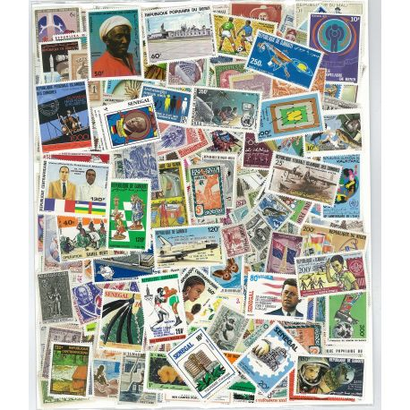 Collection de timbres Communaute Rf Neufs oblitérés