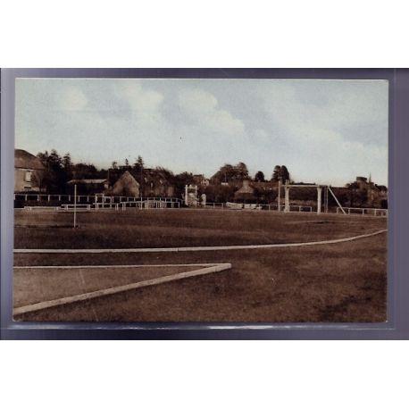 Carte postale 53 - St Denis de Gastines - Ensemble du parc des Sports - L' Hopital - Voyage