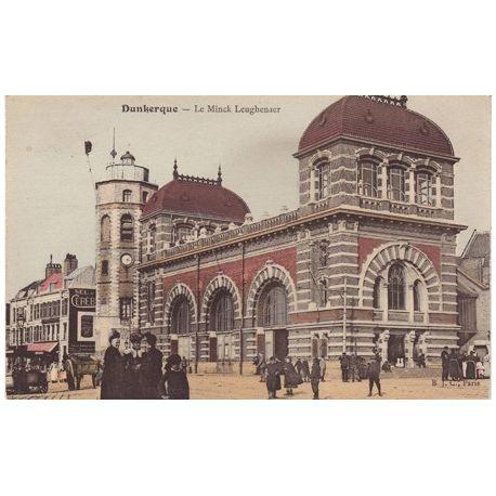 Carte postale 59 - Dunkerque - Le Minck Leughenaer