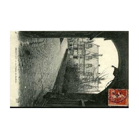 Carte postale 60 - BEAUVAIS - LE PALAIS DE JUSTICE