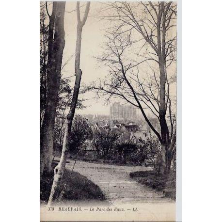 Carte postale 60 - Beauvais - Parc des Eaux