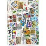 Sammlung gestempelter Briefmarken Südkorea