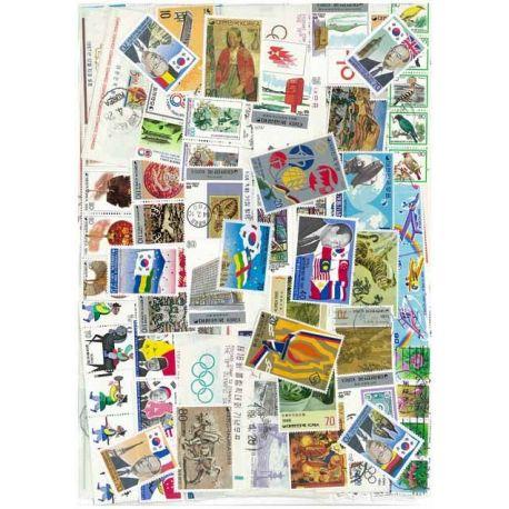 Congo - 50 timbres différents