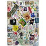 Collezione di francobolli Costa Rica usati