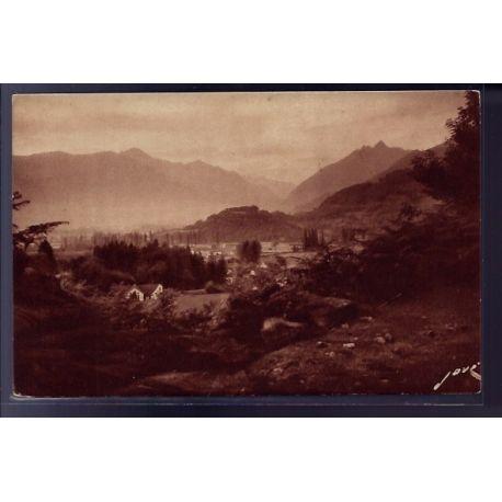 65 - Argeles-Gazost - Pic du Viscos - vallees d' Argeles et de Pierrefitte, v