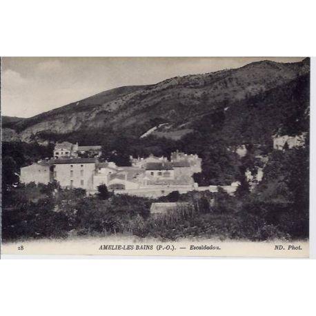 66 - Amelie les Bains - Escaldadou