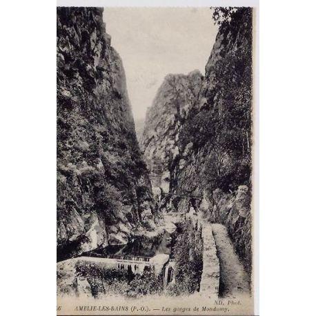 66 - Amelie les Bains - Gorges de Mondomy