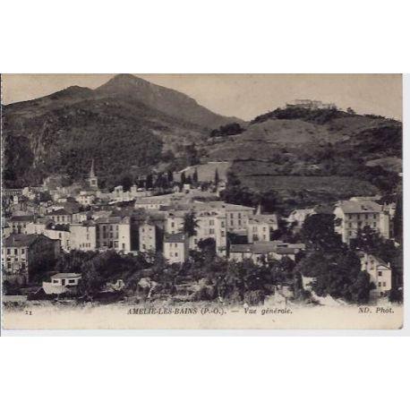 66 - Amelie les Bains - Vue generale 3