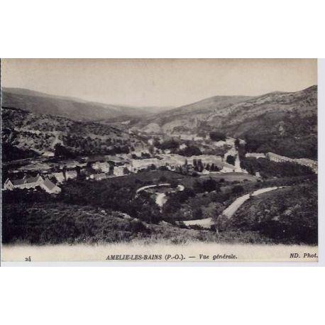 66 - Amelie les Bains - Vue generale 4