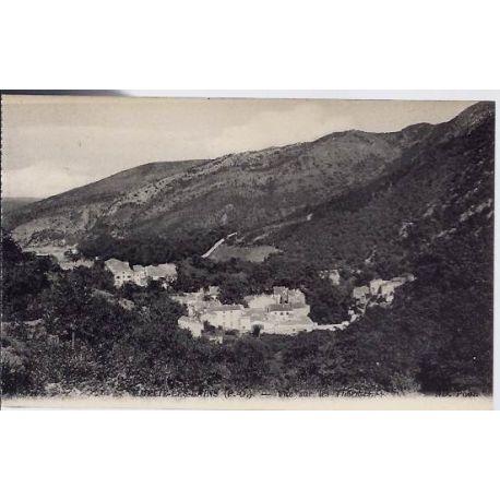 66 - Amelie les Bains - Vue sur les thermes