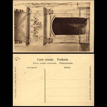 Carte postale 67 - Andlau - Porte d'entree