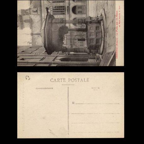 Carte postale 67 - Obernai - Le puits aux six Seaux