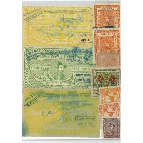 Dewas - 5 timbres différents
