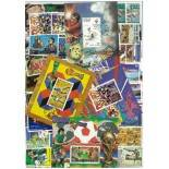 Sammlung gestempelter Briefmarken Dschibuti