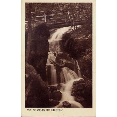 68 - Cascade du Hohwald - Voyage - Dos divise